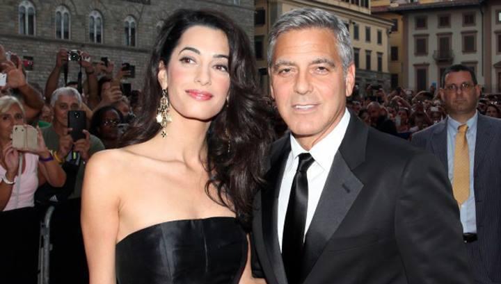 СМИ: ранее не хотевший детей Клуни с нетерпением ждет двойню