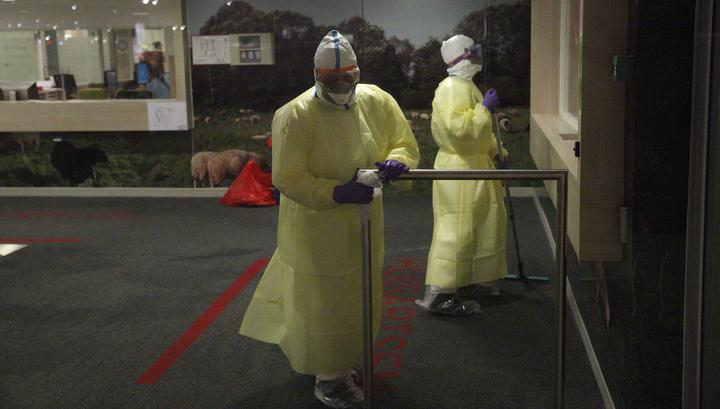 Эбола дошла до Европы: в Испании зафиксирован первый случай заражения