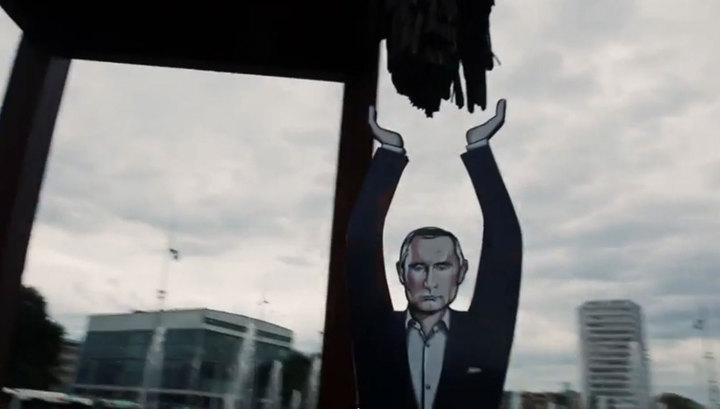Путина поставили в Женеве для сохранения равновесия