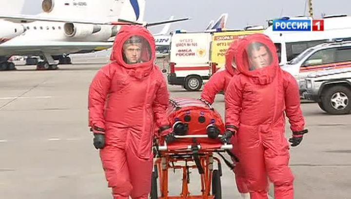 Джинн выпущен из бутылки: Россия готовится к встрече с Эболой