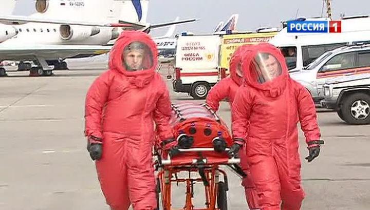 Россия встретит вирус Эбола во всеоружии