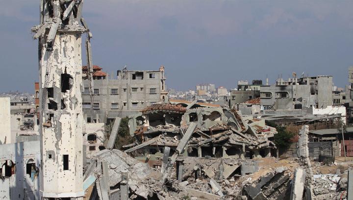 Израиль нанес удар по сектору Газа, пострадали двое палестинцев