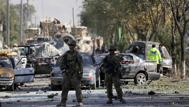 Смертник убил 26 человек на празднике в Афганистане