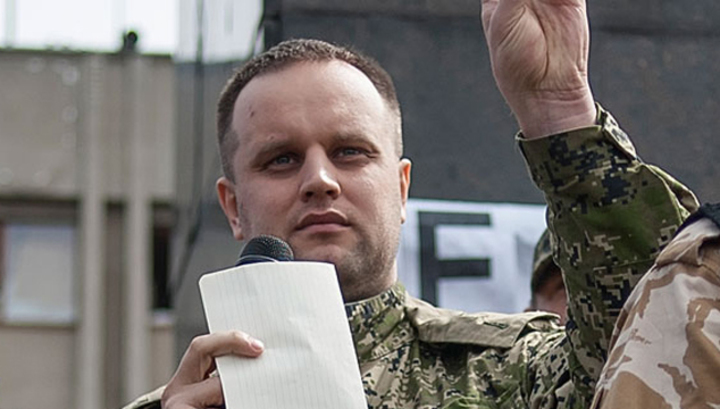 Павел Губарев пришел в себя после покушения