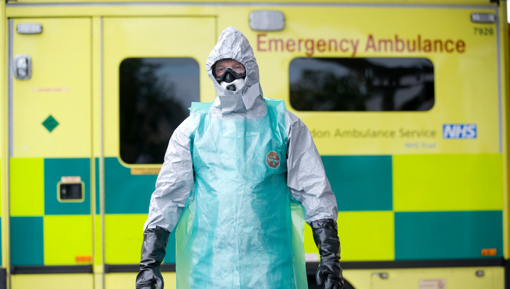 Американская медсестра вылечилась от Эболы, но остается под наблюдением
