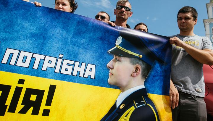Жалобу Савченко рассмотрят только в ее присутствии