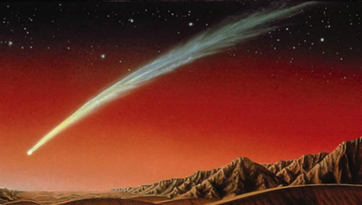 На Земле ждут встречи кометы и Марса