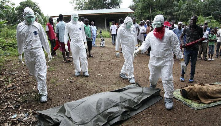Эбола: 10 тысяч больных и 5 тысяч мертвых