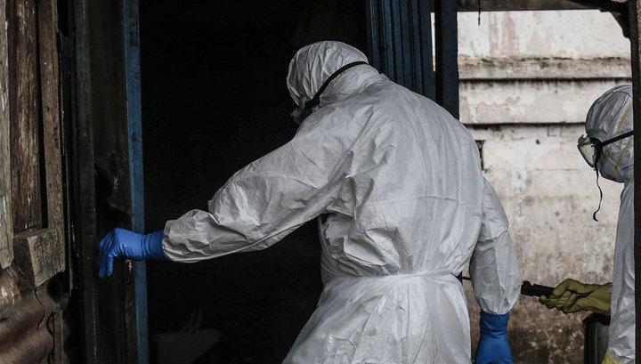 Двухлетняя девочка из Мали умерла от лихорадки Эбола