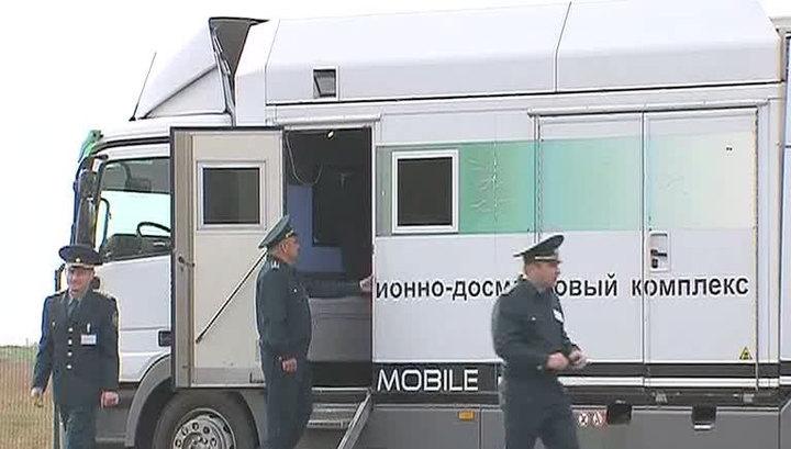 Крымскую таможню оборудовали техническими новинками