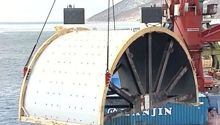 Магаданский порт ждет масштабная реконструкция