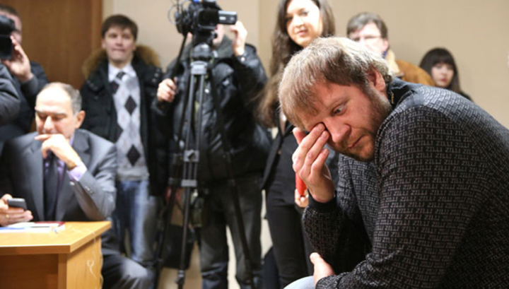 Александру Емельяненко запретили жениться в СИЗО