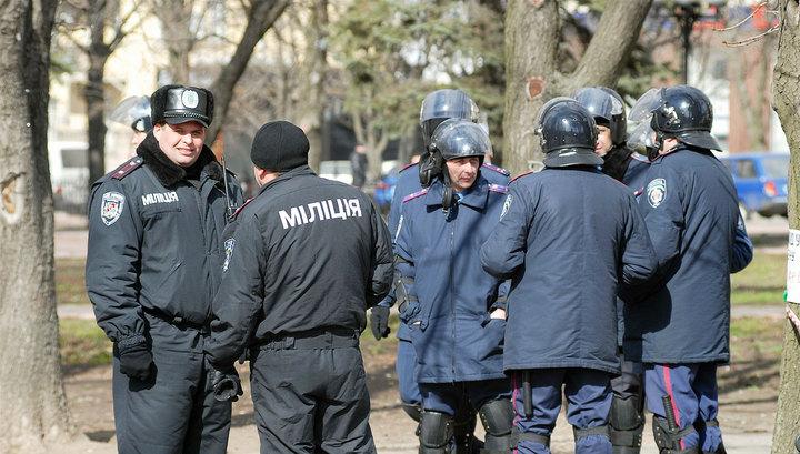 Милиция Константиновки получила разрешение стрелять на поражение