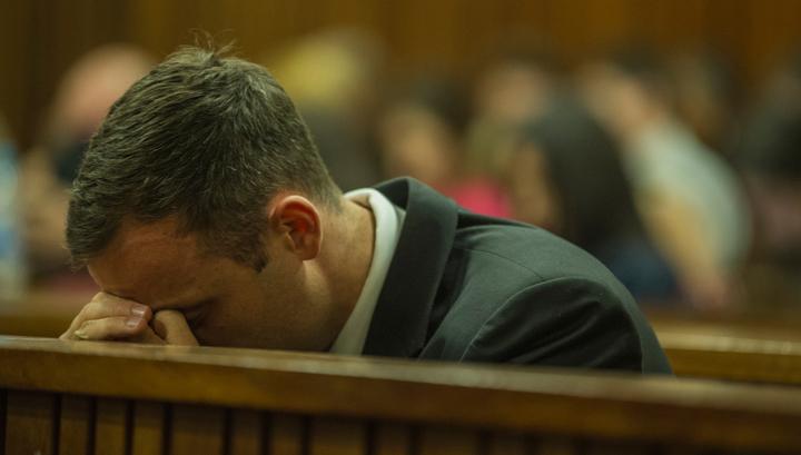 В ЮАР объявят приговор паралимпийцу Писториусу