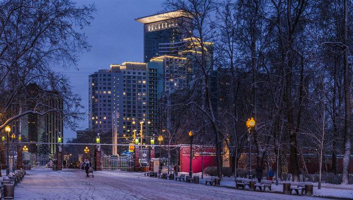 Ночь на 20 января в Москве стала самой холодной за зиму