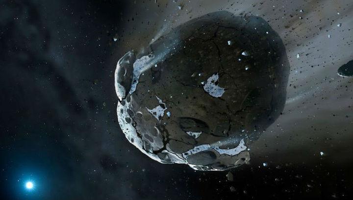 НАСА предложило интернет-пользователям выбрать имя для астероида