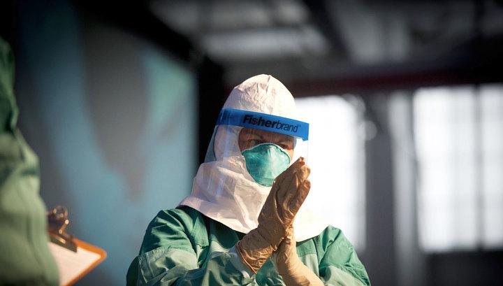 В США зарегистрирован новый случай заболевания лихорадкой Эбола