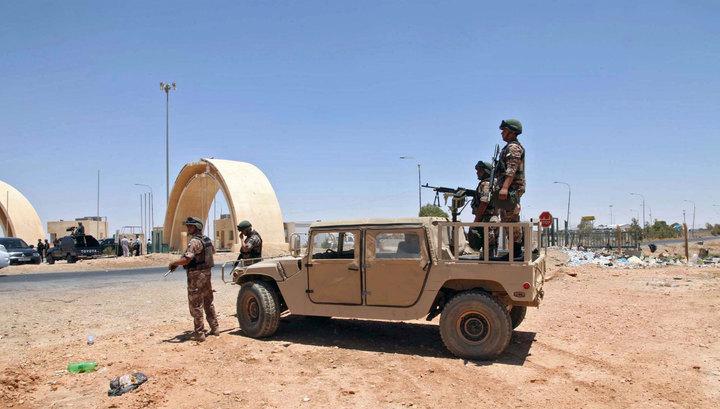 Британия отработает в Иордании мгновенную переброску войск к границам России