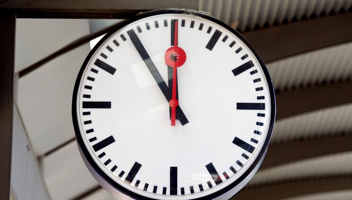 РЖД: расписание на вокзалах будут показывать по местному времени