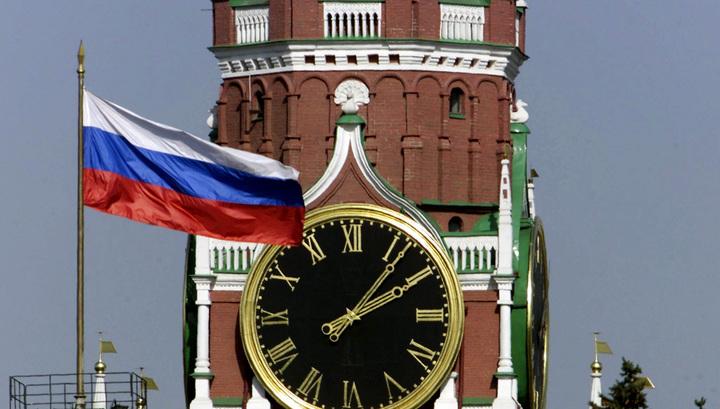 """Россия вернулась к """"зимнему времени"""""""