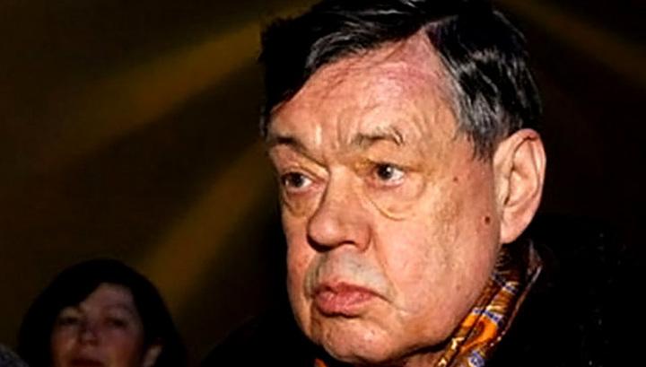 """Караченцов остается в больнице в """"боевом"""" настроении"""