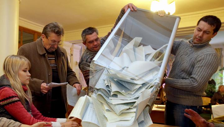 МВД Украины завело более 40 уголовных дел в связи с нарушениями на выборах