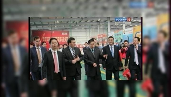Чувашия и китайская провинция Сычуань обсудили совместные проекты