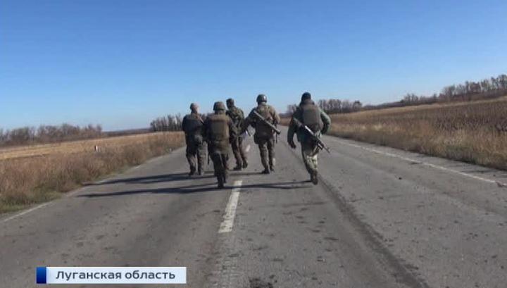 Нацгвардия Украины покинула 32-й блокпост без боя