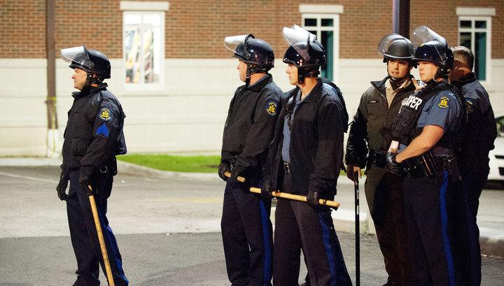 Полицейское управление Фергюсона могут расформировать