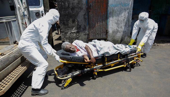 В Париже госпитализирована очередная жертва лихорадки Эбола