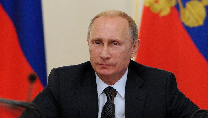 ФОМ: рейтинг Путина на стабильно высоком уровне