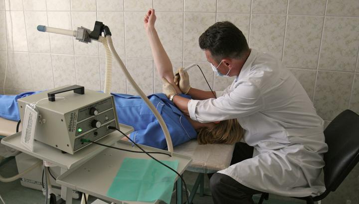 Московские медики начали забастовку в связи с сокращениями