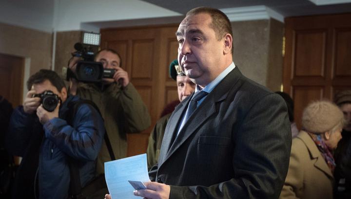Действующий глава ЛНР Плотницкий победил на выборах
