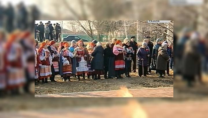 Министр культуры РФ Владимир Мединский открыл сельский ДК