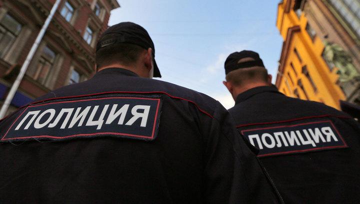 В центре Москвы усилили меры безопасности