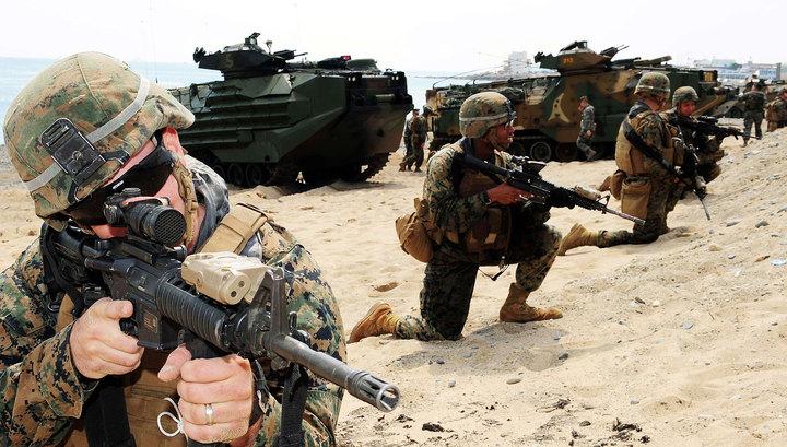 Американские военные нелегально провозили на Украину оружие