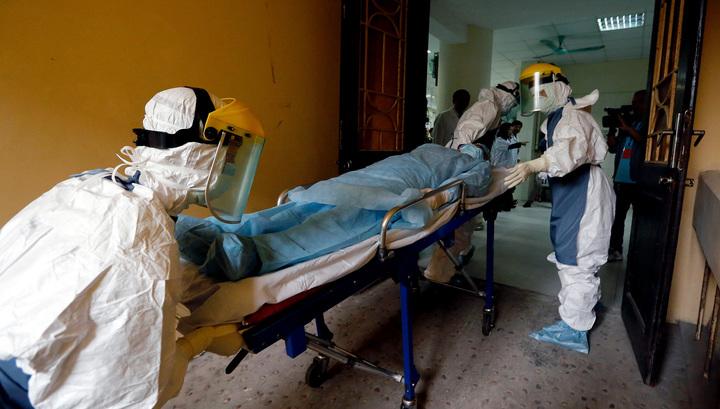 Заразившийся вирусом Эбола хирург доставлен в США