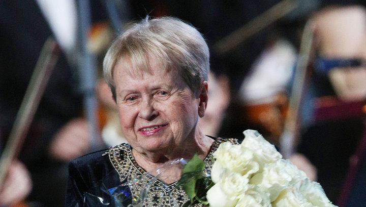 Александра Пахмутова отмечает 90-летие