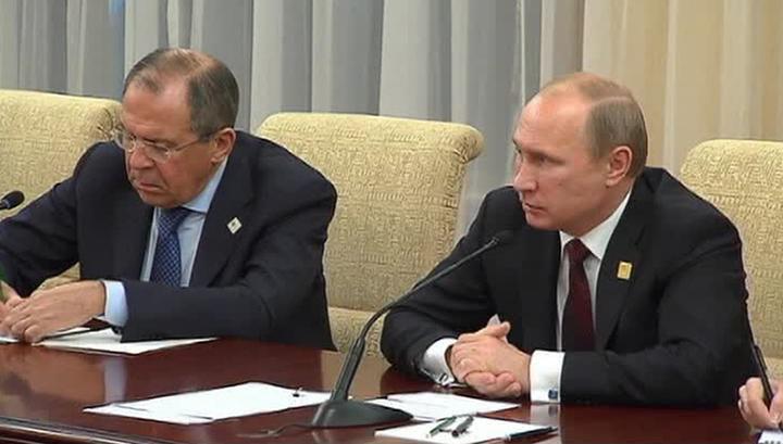Путин настаивает на объективном расследовании катастрофы Boeing на Украине