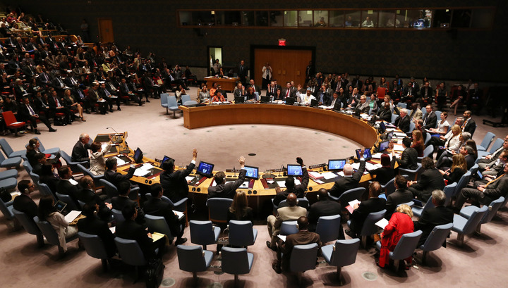 Совбез ООН рассмотрит возможность введения эмбарго на оружие для хуситов