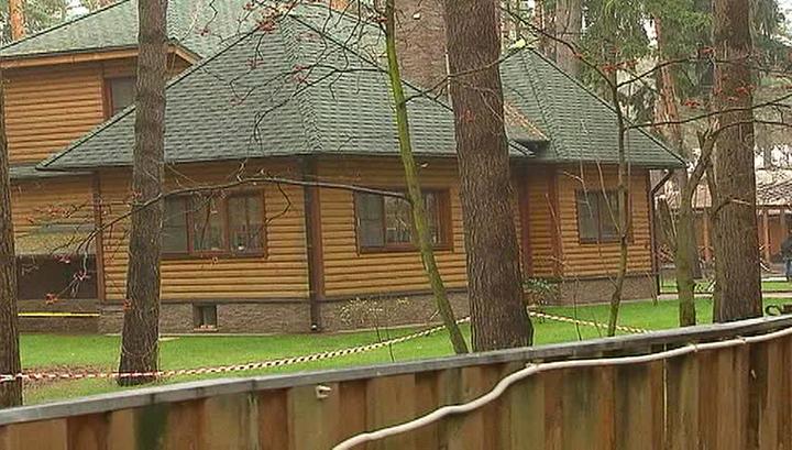 Банда подмосковных убийц хранила оружие под домом прокурора