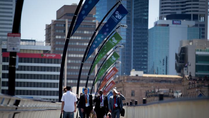 Лидеры G20 договорились увеличить мировой ВВП и уменьшить политические риски
