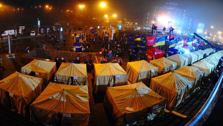 Свидетели со стороны Януковича видели оружие у митингующих на майдане