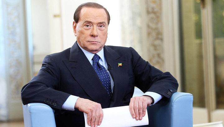 Берлускони заявил, что Россия Западу не противник