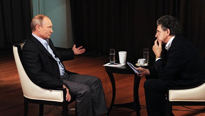 Интервью Владимира Путина немецкому телеканалу ARD. Полный текст