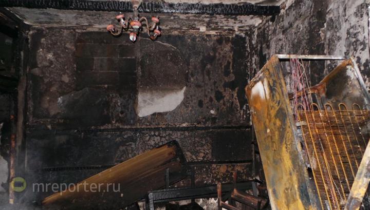 ЧП в Пресненском районе: из-за проблем с газом несколько квартир сгорели дотла