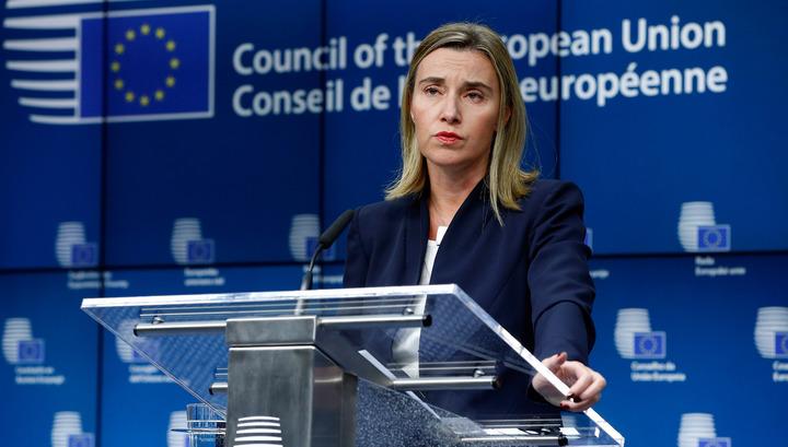 Могерини: ЕС един в борьбе против экстремизма