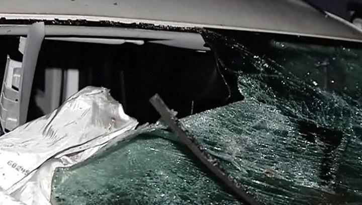 Масштабное ДТП под Новороссийском: грузовик протаранил семь машин