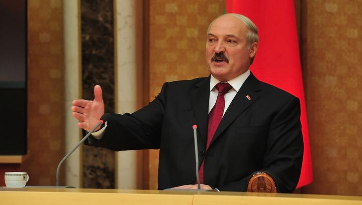 Лукашенко уточнил, когда Белоруссия может войти в состав другого государства
