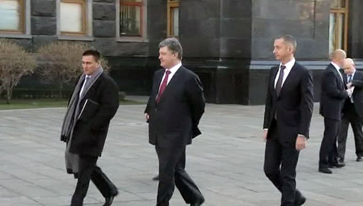 Визит Байдена завершен - на Украине формируют правительство
